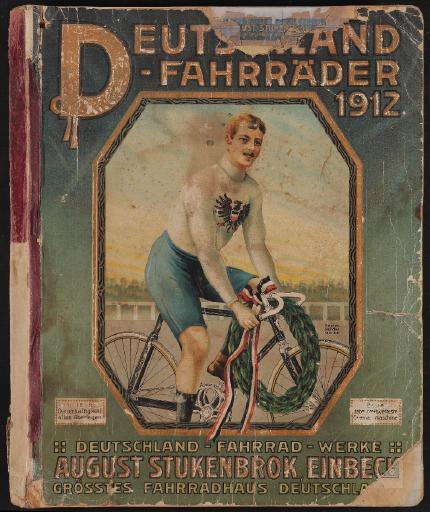 August Stukenbrok Einbeck Katalog 1912