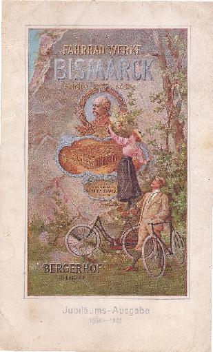 Bismarck Katalog 1921