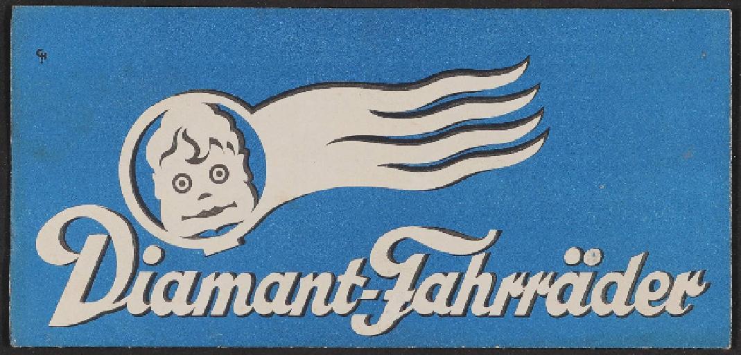 Diamant, Faltblatt 1930er Jahre