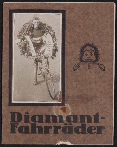 Diamant-Fahrräder Katalog 1923