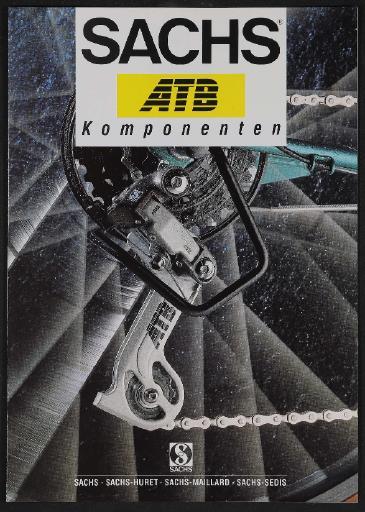Sachs ATB Komponenten 1990er Jahre