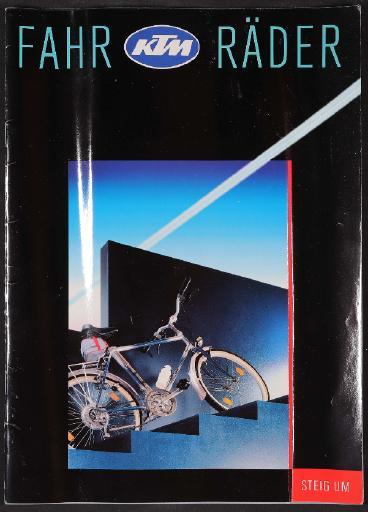 KTM Räder (AT) Katalog 1988