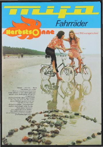 Mifa Faltblatt 1974