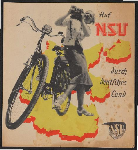 NSU Katalog 1930er Jahre (2)