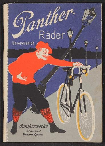 Panther Räder Kundenbriefe 1924