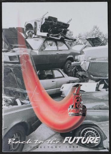 Raleigh, TI Raleigh Ltd Katalog 1994