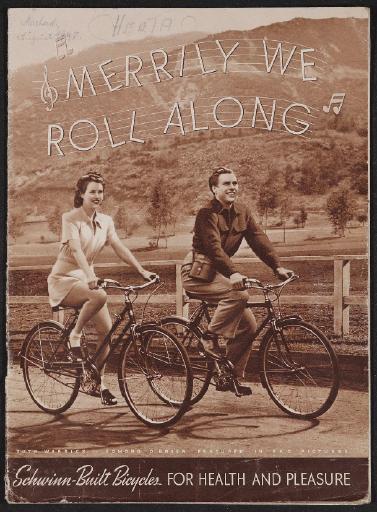 Schwinn Bicycles Katalog 1948