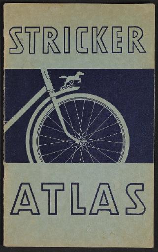 Stricker Atlas 1950