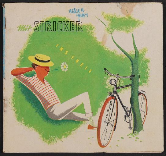 Stricker, Katalog, 1957
