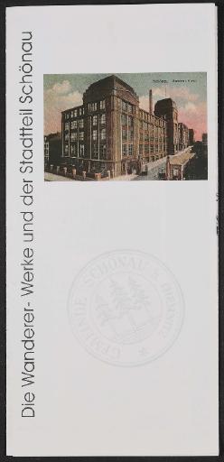 Wanderer, Chronik Faltblatt 1997
