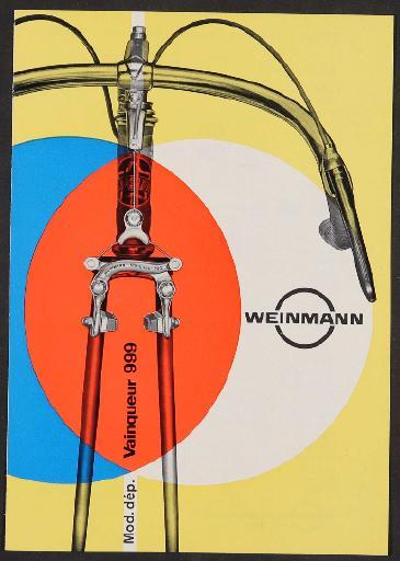 Weinmann, Werbeblatt 1970er Jahre