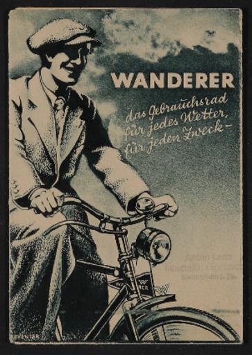 Wanderer Faltblatt 1935 (2)